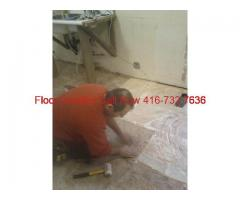 Commercial and Residential Carpet and VCT Installations