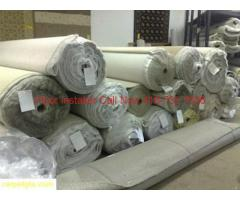 residential and commercial carpet installation