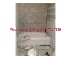 tile, marble, granite and natural stones installations