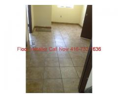 Tile Installation 416 7327636  Floor, Kitchen, Bathroom