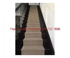 Flooring Commercial & Residential CARPET Installation