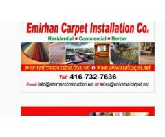 Commercial Carpet installation,Stair runners,Area rugs