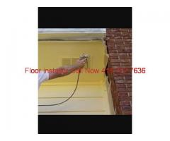 PAINTING OR STAIN EXTERIOR SURFACES
