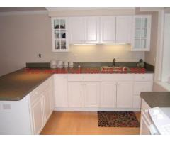Renovation and house renovation vinyl and tile vct installation