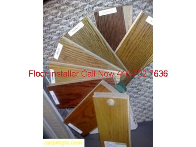 Hardwood Laminate Floor Installation All Gta Installer