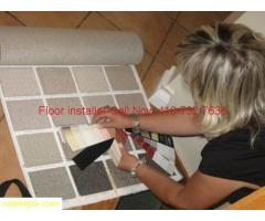 carpet installations residential AND commercial