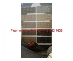 carpet Flooring installation commercial and residential