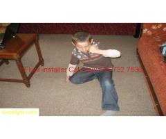 carpet  tile  Flooring installation commercial and residential