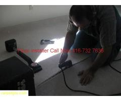 carpet sall and installation