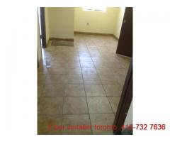 tile ceilling and installation