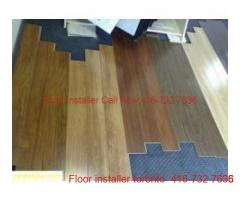 HARDWOOD INSTALLATIONS