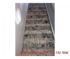 stairs carpet installations