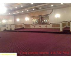 commercial flooring carpet and installation